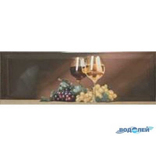 Декор 10*30 DECOR  WINE 01 B