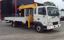 HYUNDAI GOLD (HD120) с КМУ Soosan SCS335